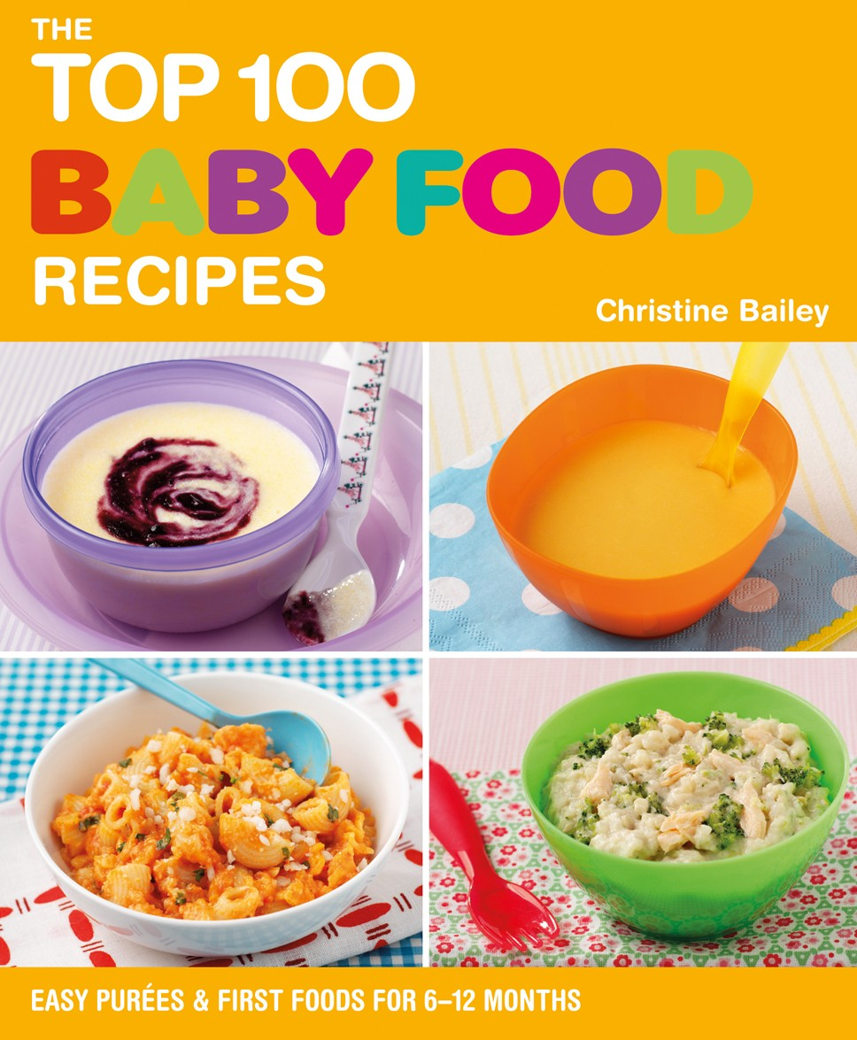 Feeding Baby Processed Food