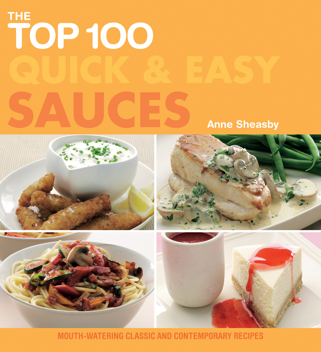 Mouth-watering classic and contemporary recipes