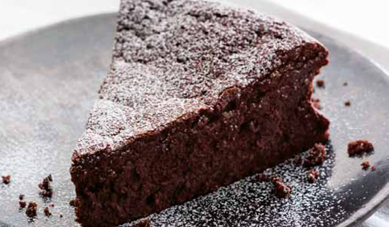 Celebrate the Chocolate Cake Day with a Flourless Chocolate & Citrus Cake