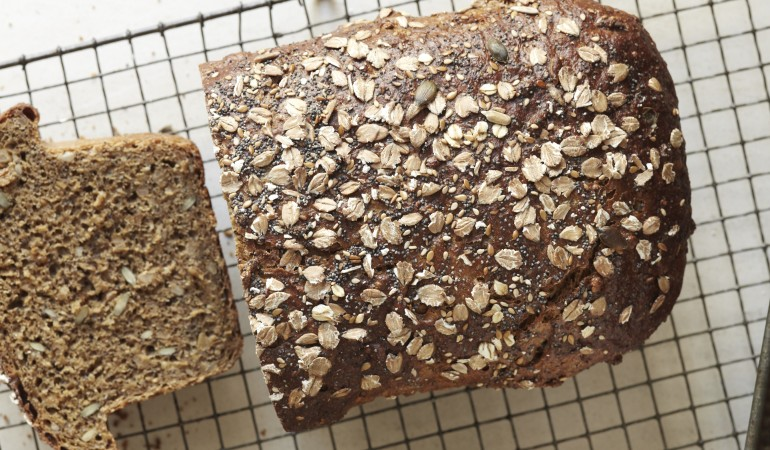 How to Make Bread With Spelt