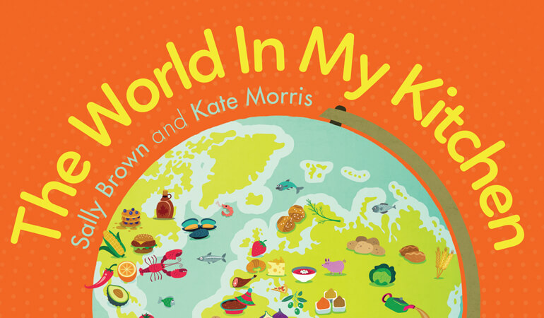 The World In My Kitchen Is On Tour
